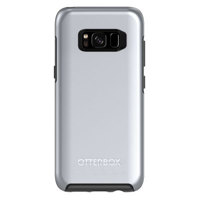 Samsung Symmetry for Galaxy S8, Titanium Silver