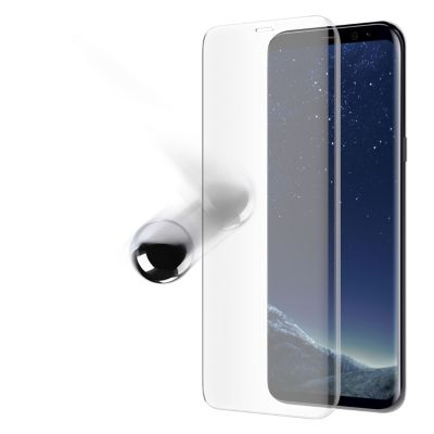 Samsung Alpha Glass for Galaxy S8+, Clear